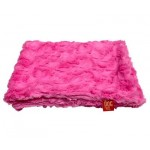 Blanket, Bella Hot Pink Small